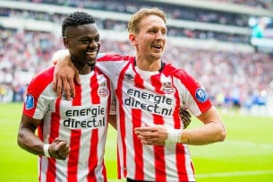 PSV sponsor Energiedirect