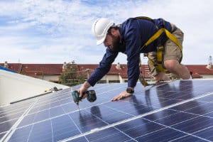 zonnepanelen energieleverancier